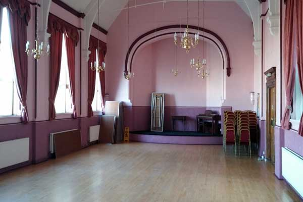 First  Floor Function Room