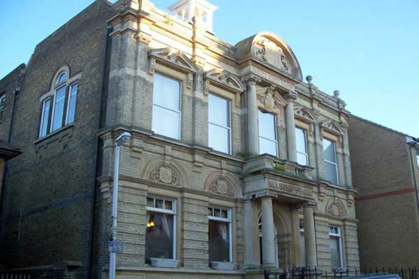 Chatham Masonic Hall